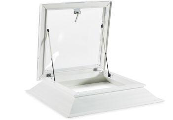 Lichtkoepel om toegang te krijgen tot uw dak, dakbetreding type SK
