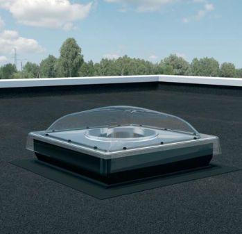 Fakro SRF lichttunnel vaste buis voor plat dak 35 CM / 55 CM