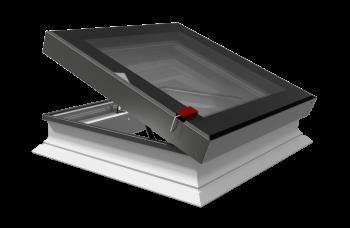 Platdakraam Intura PGC A1 - elektrisch te openen 70x70 cm