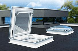 Fakro dakbetreding lichtkoepel bolvormig 90x90 cmFakro dakbetreding lichtkoepel bolvormig 90x120 cm