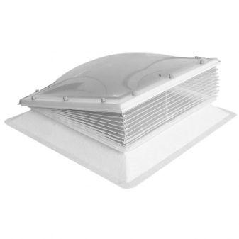 Insectenhor voor ventilatie lichtkoepel dagmaat 30x80 cm.