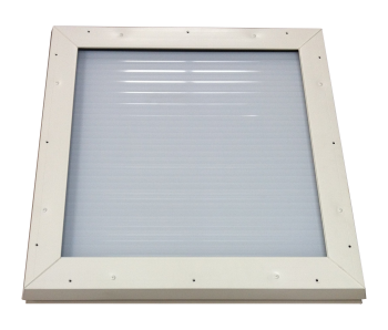Lichtkoepel isolatie raamwerk 110x110 cm