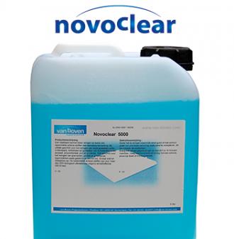 Novoclean reinigingsmiddel voor lichtkoepels en lichtstraten 5000 ml